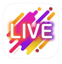livelivelive アプリ アイコン